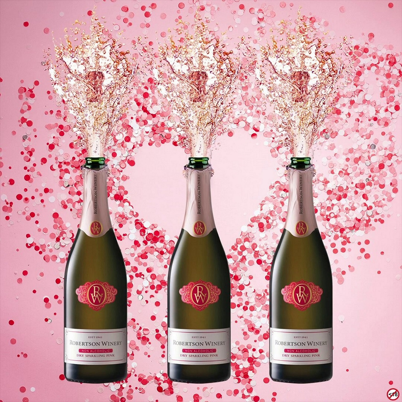 Robertson Winery Non Alcoholic Dry Sparkling